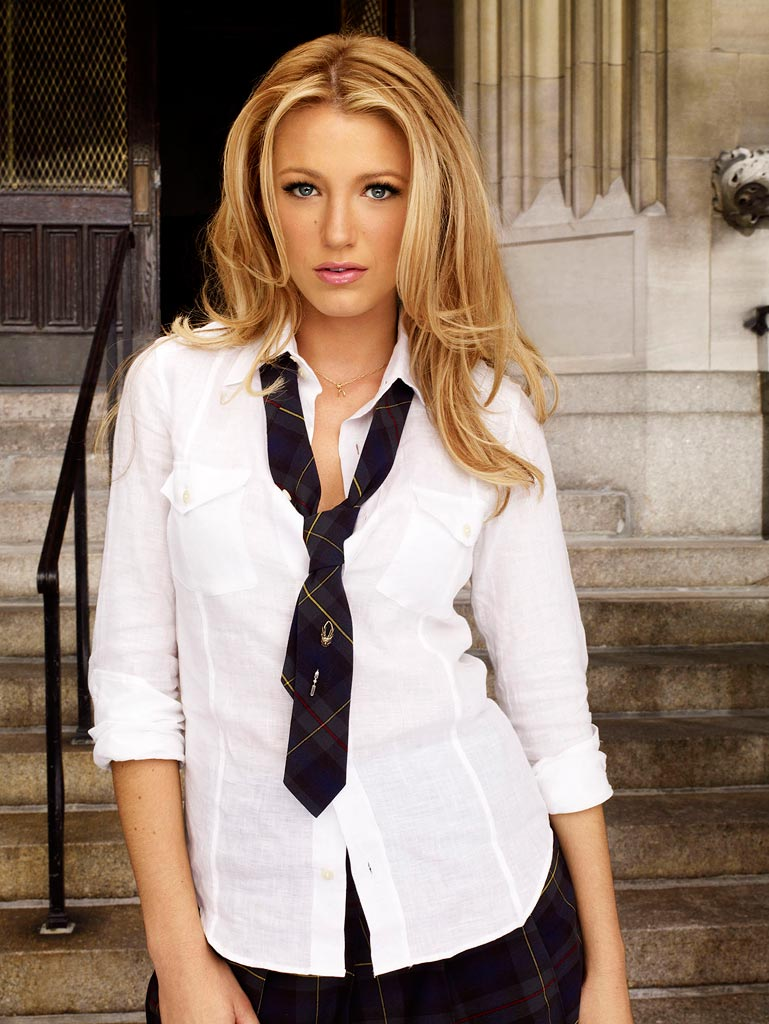 Serena van der Woodsens Best Looks on Gossip Girl